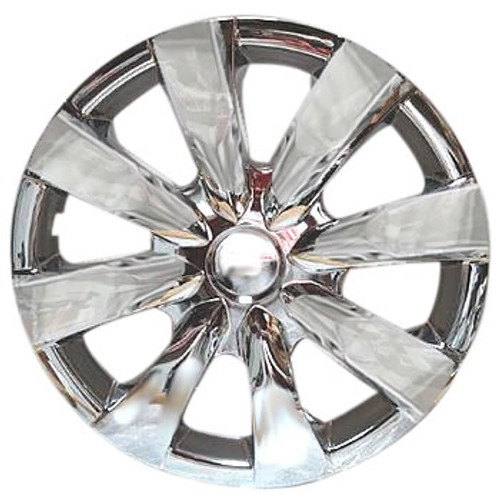 15 inch hubcaps eight spoke chrome wheel covers