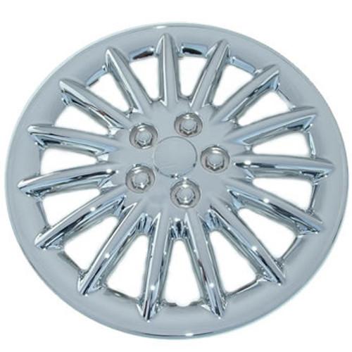 17 inch Wheel Covers- Chrylser 300 Custom 188-17c Chrome Hubcaps