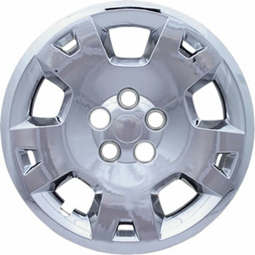 17 inch Hubcap - Chrome Finish - Fits Wheels with R-17 Tires