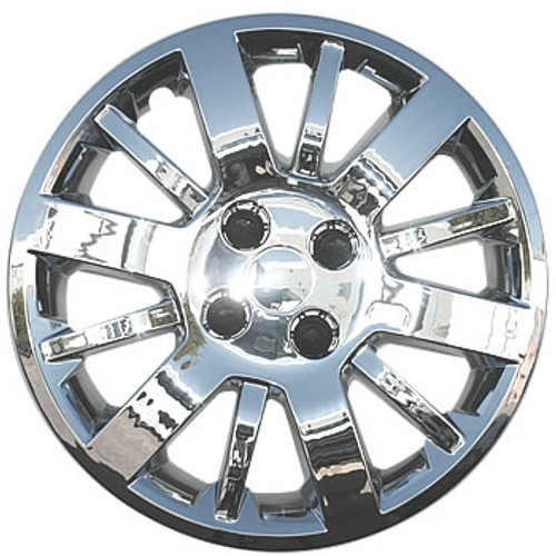 05'-10' Cobalt Hubcaps Bolt-on Chrome 15 inch Chevy Cobalt Wheel Cover