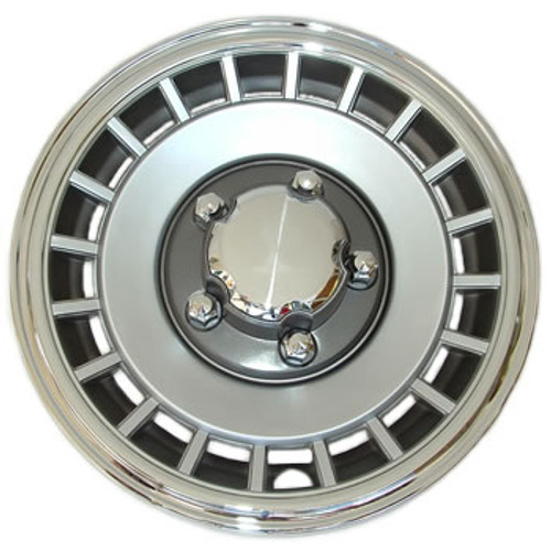 Ford Bronco, Ranger & Ford Truck Hubcaps Chrome & Silver Wheel Covers
