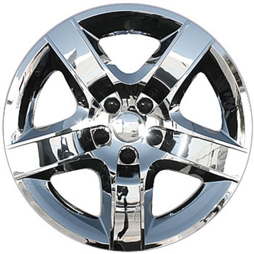 07'-10' Pontiac G6 Wheel Cover Bolt-on Chrome Finish G6 Hubcap