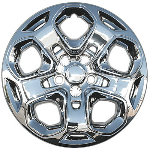 10' - 12' Fusion Wheel Cover 17 inch Chrome Fusion Hubcap Replacement