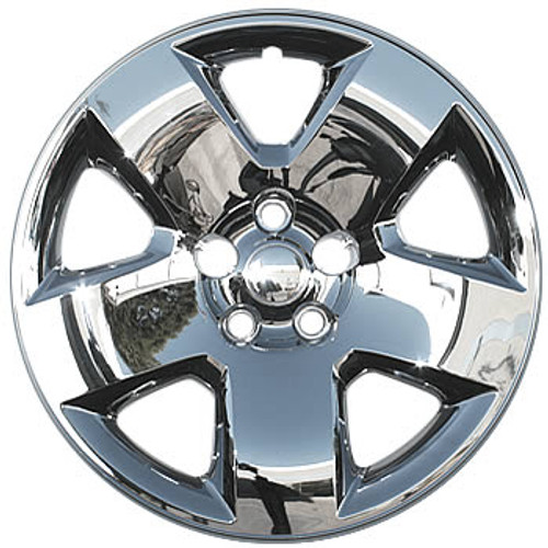 Bolt-on 05'-08' Dodge Magnum Hubcap Chrome Finish Direct Replacement Magnum Wheel Cover