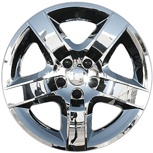07 08 09 10 11 12 13 14 Chevy Malibu Hubcap Chrome Finish Malibu Wheel Cover