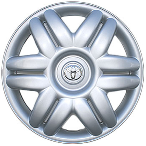 00'-01' Toyota Camry Hubcaps - Genuine Toyota Factory