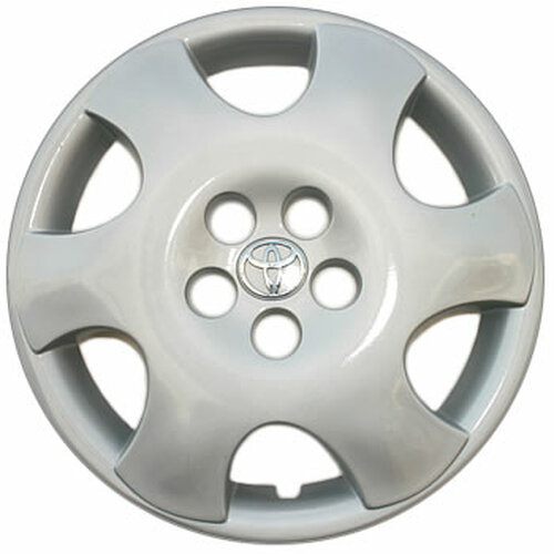 03'-04' Toyota Corolla Hubcaps-Genuine Toyota Wheel Covers