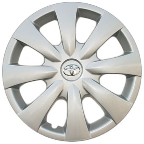 2009 2010 Corolla Wheel Covers Genuine Toyota Corolla Hubcaps Refurbished Like New