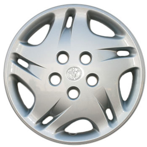 01'-03' Toyota Sienna Hubcaps-Genuine Toyota Factory