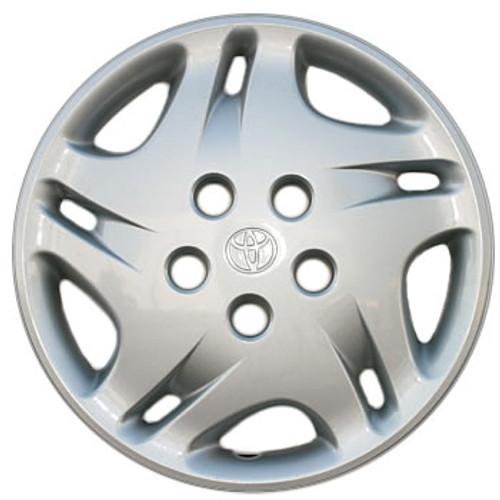 01'-03' Toyota Sienna Hubcaps-Genuine Toyota Factory
