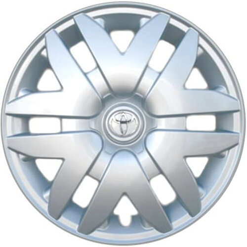 04' - 10' Toyota Sienna Hubcaps - Genuine Toyota Restored Like- New
