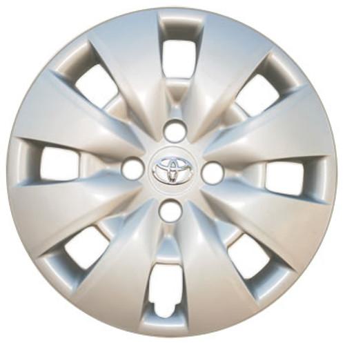 09'-12' Toyota Yaris Wheel Covers 61154 Genuine Toyota  New Hubcap