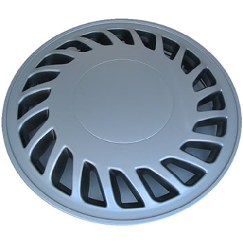 "15"" hubcaps silver wheel cover"