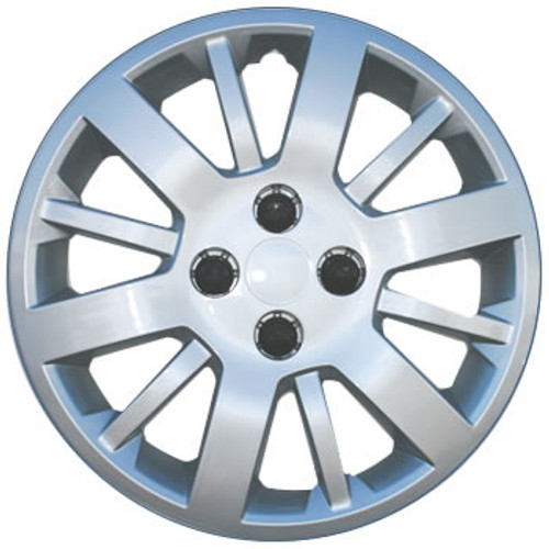 05' 06' 07' 08' 09' 10' Cobalt Hubcaps OEM Style Bolt-on Silver 15 inch Chevy Cobalt Wheel Cover
