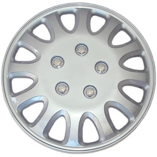 1993 1994 1995 1996 1997 Corolla Wheel Covers 14 inch Silver Corolla Hubcap