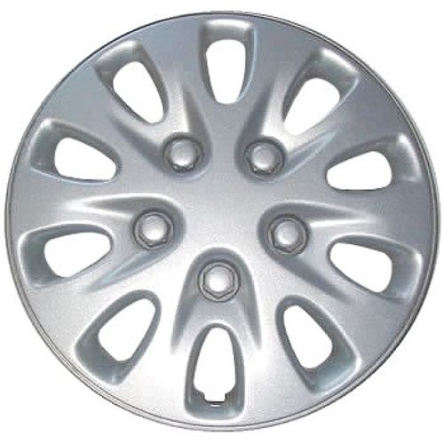 2000 Town & Country Hubcaps 14 inch Silver Replica Town & Country Wheel Covers