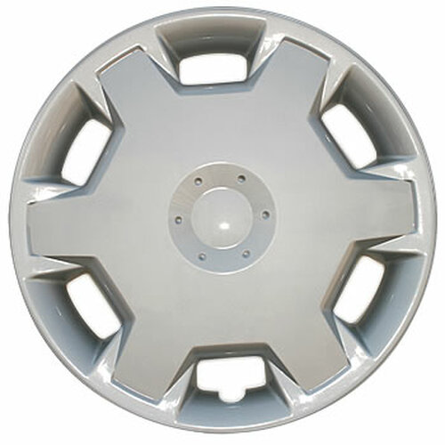 2007 2008 2009 Nissan Versa Hubcaps Silver Finish 15 inch Versa Wheel Cover Replica