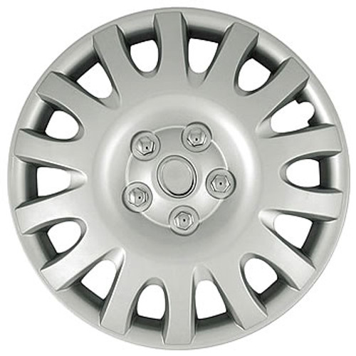 Camry hubcap silver wheel cover