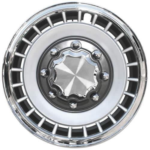 87'-91' Ford Van Hubcaps-16 inch Wheel Covers