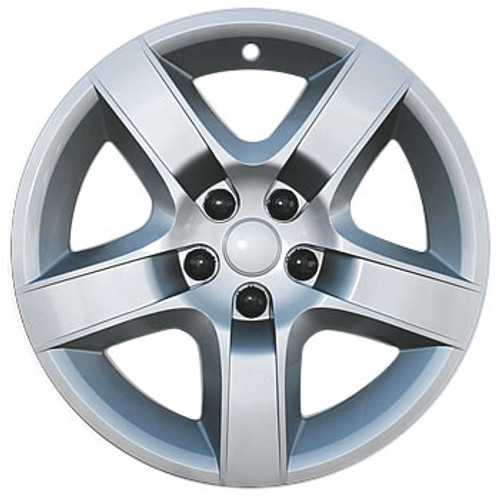 2007 2008 2009 2010 2011 2012 2013 2014 Chevy Malibu Hubcap Silver Finish Malibu Wheel Cover