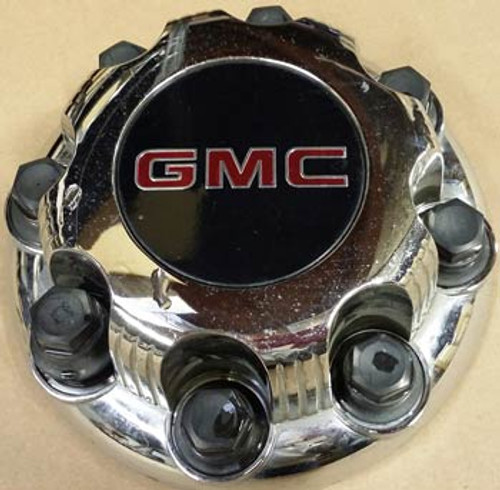 1999 - 2013 GMC Truck / Van 8 Lug Center Cap Used GMC Cap