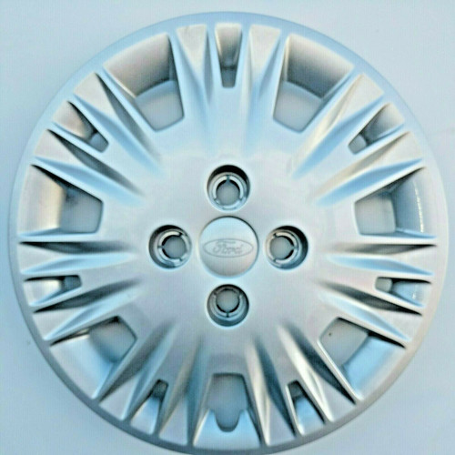 2014-2019 Ford Fiesta Hubcaps Wheel Cover D3BC-1130-AA-Bolt-on Cap