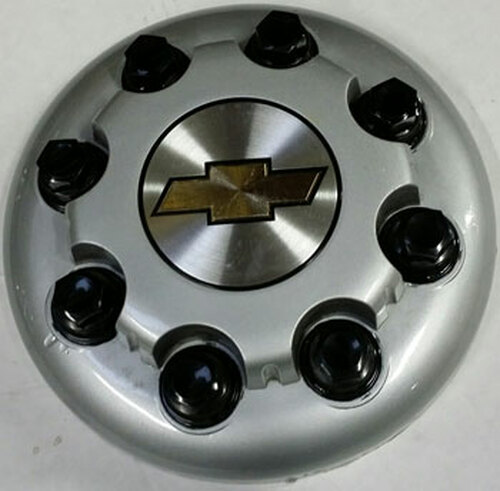 Chevy plastic 8 lug Center Cap