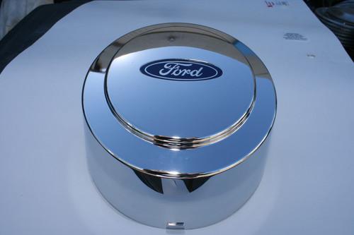 1994-1997 Ford F-350 DRW OEM Chrome Rear Center Cap #F81Z1130JA