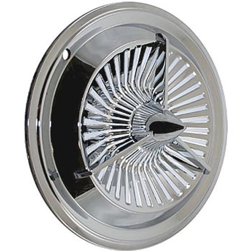 "15"" Polara Wheel Cover Tri-Bar Polara Hubcaps"