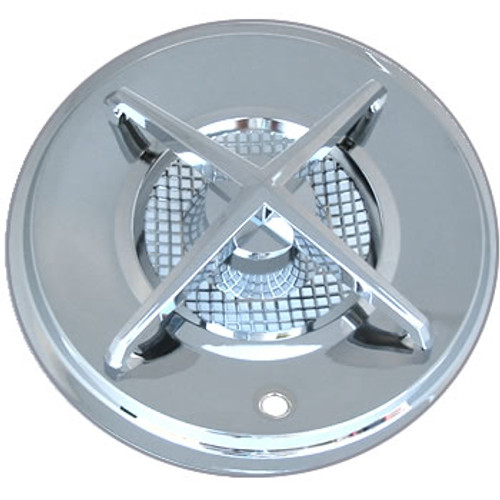 Cross Bar Hubcaps - 15 inch