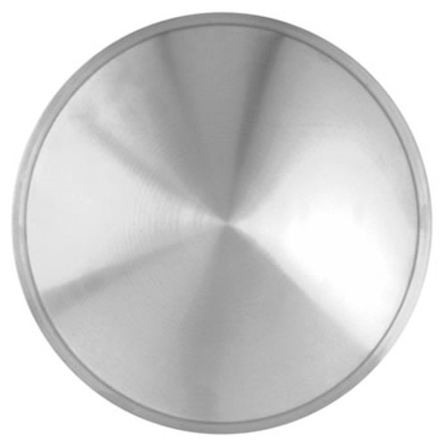 Racing Disc Wheel Cover 15 inch Spun Aluminum Hubcap