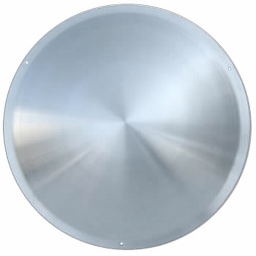 Racing Disc-15 inch Aluminum Screw-On Hubcaps