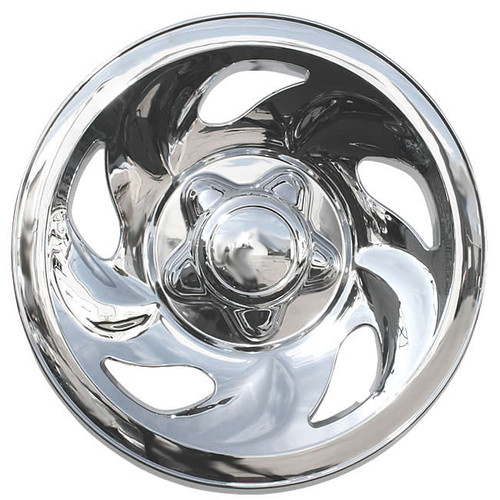 1997 1998 1999 2000 2001 2002 2003 Ford F-150 Wheel Covers Skins 16 inch Chrome F150 Hubcap