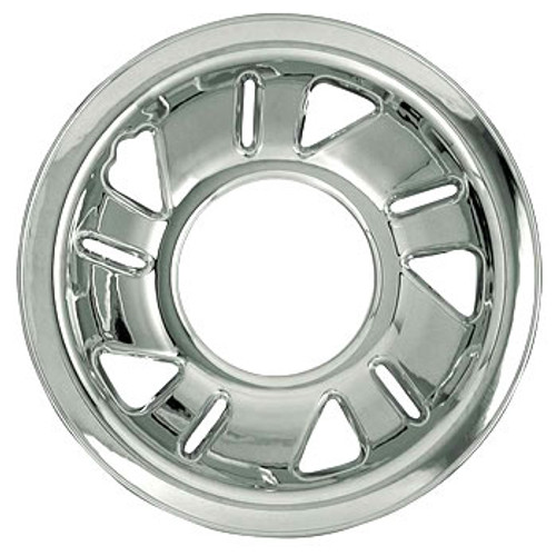 Ford Explorer 98-99-00-01 Chrome Wheel Skins-Hubcaps or Wheel Covers