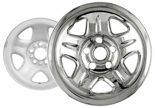 93'-01' Jeep Cherokee Wheel Cover Chrome Wheel Skins