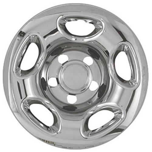 99'-04' Suzuki Grand Vitara Wheel Skins - 16 inch Chromed