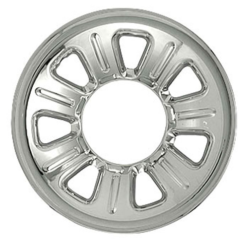 01' 02' 03' 04' 05' 06' 07' 08' Mazda B2300 Wheel Cover Skins - 15 inch (R-15 tires) Chromed B-2300 Wheel Cover