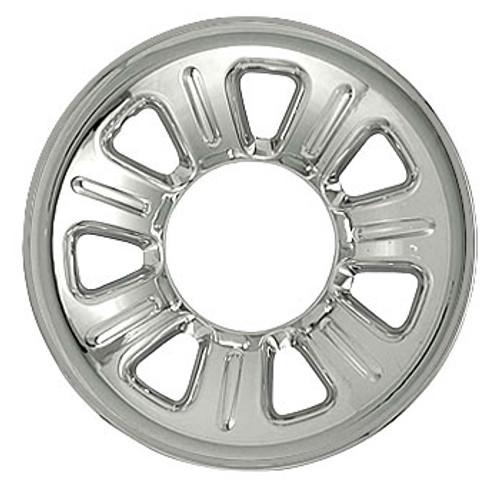 01'-08' Mazda B2300 Wheel Skins - 15 inch Chromed