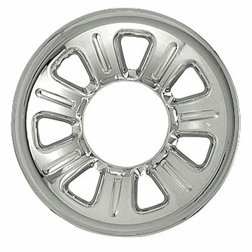 2001 2002 2003 2004 2005 2006 2007 2008 Mazda B3000 Wheel Cover Skins - 15 inch B-3000 Chromed Hub Cap