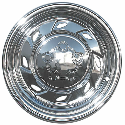 1994 - 2003 Mazda B3000 Wheel Skin Cover Chrome 15 inch B3000 Hubcaps Wheel Cover