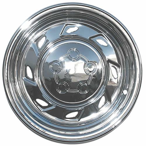 1994 - 2003 Mazda B3000 Wheel Skin Cover Chrome 15 inch B3000 Hubcaps Wheel Cover