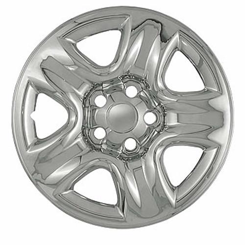 01'-07' Toyota Highlander Wheel Skins - Covers for Styled Steel Wheel