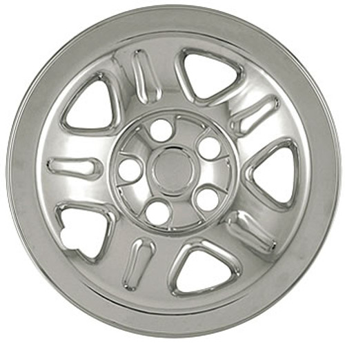 97'-06' Jeep Wrangler Wheel Skins Hubcaps or Wheel Covers-15 inch