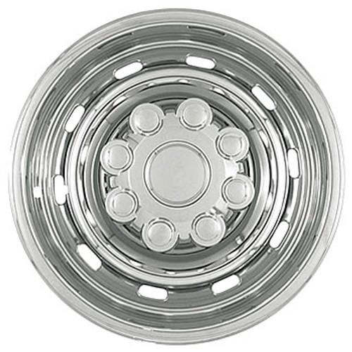 "03'-13' Dodge Ram 3500 Wheel Skins - Wheel Covers 17"" Hubcaps"