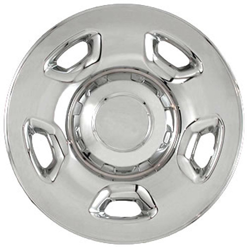 2004 - 2014 Ford F150 Wheel Skin Cover Chrome Hubcap