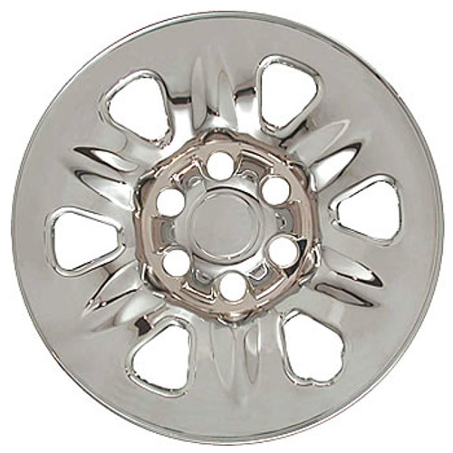 "04'-07' Nissan Titan Wheel Skins Hubcaps 17"" Wheel Covers"