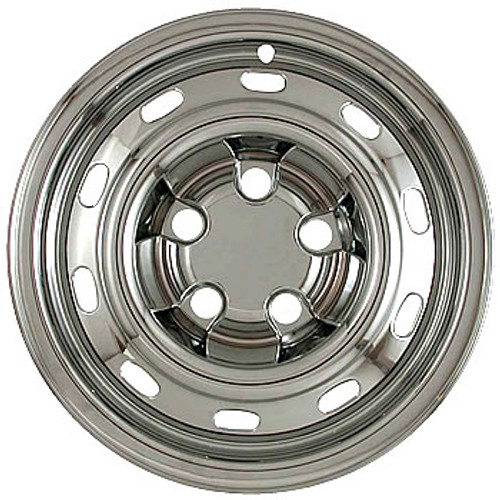2004 - 2012 Dodge RAM Chrome  Wheel Skins