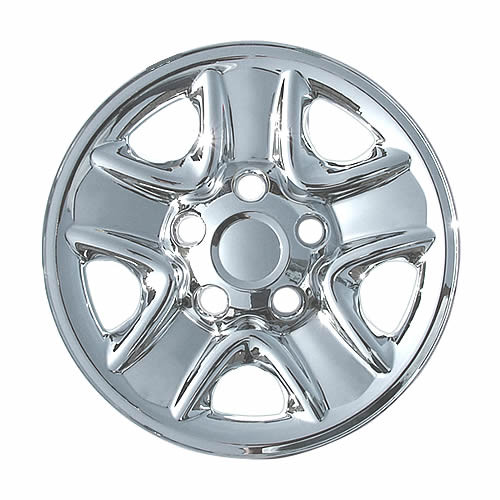 2007 2008 2009 2010 2011 2012 2013 2014 2015 2016 2017 2018 Toyota Tundra Chrome Wheel Skin Wheel Cover