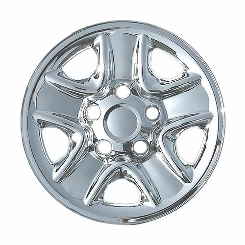 2007 2008 2009 2010 2011 2012 2013 2014 2015 2016 2017 2018 Toyota Tundra Chrome Wheel Skin Wheel Cover