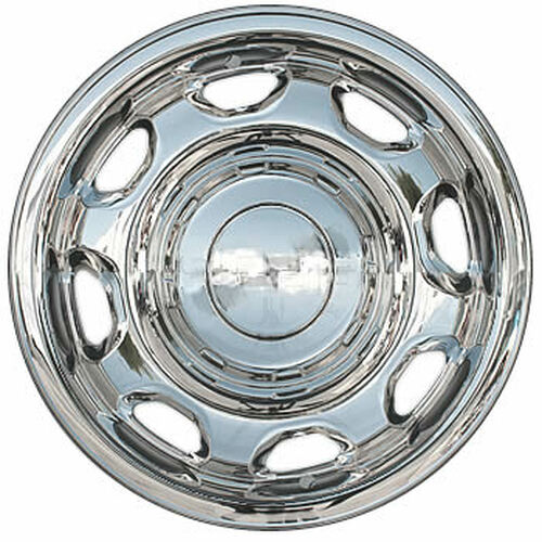 2010-2018 Ford F 150 Wheel Skin Cover 17 inch Chrome F-150 Hubcaps
